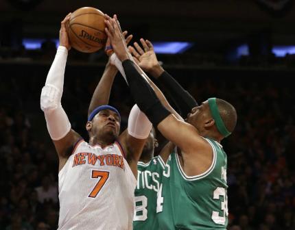 Melo_Celtics