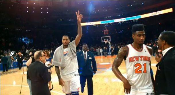 Melo_Shump_Knicks
