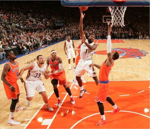 TyrekeEvans_Knicks
