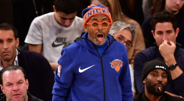 Spike Lee_Knicks
